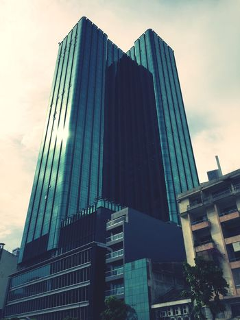 Architecture Building Exterior Low Angle View Built Structure Skyscraper Modern Sky City No People Tall Outdoors Day