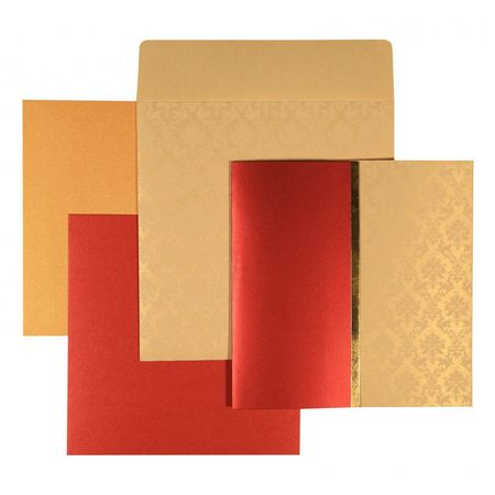 The beauteous designs of Gujarati Cards, General are sure to offer you a delightful treat. The ultimate selection of cream color is certainly the best fit for the wedding card. The card has been constructed out of fine shimmer paper that assures a great quality and look. Visit Here https://www.a2zweddingcards.com/card-detail/AG-1530 For More: https://www.a2zweddingcards.com/gujarati-wedding-cards Gujarati Invitations Gujarati Kankotri Gujarati Kankotri Samples Gujarati Wedding Cards Gujarati Wedding Invitations Gujarati Wedding Kankotri Wedding Cards Wedding Invitations