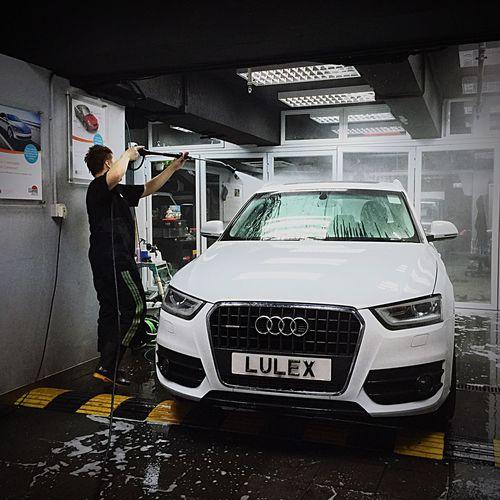 Audi Q3 Auto Beauty Unicon Pro Shop