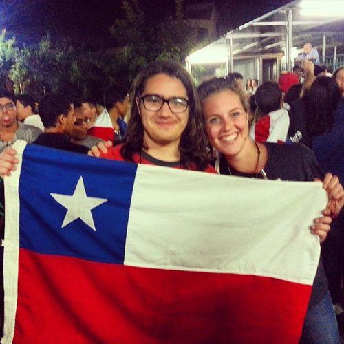 AFS Intercultura Chile Latinos Italia assistente