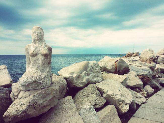 Slovenia Summer Nights Summer Piran LGG2 Mermaid