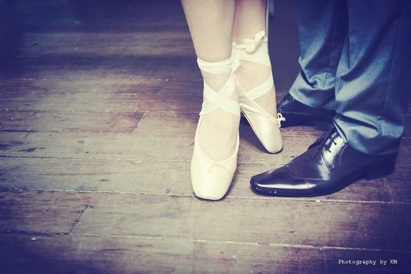 Portrait Colors Dance Dance With Me - Prewedding By KM