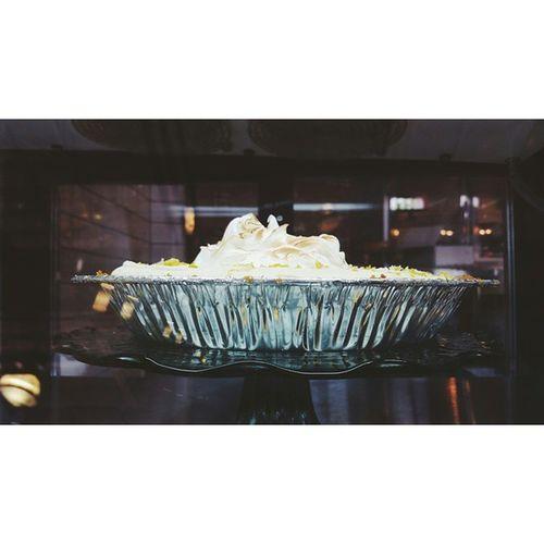 Look at it. Look at this beautiful Lemon Meringue Pie. Desserts Foodie Sbfoodie ;Santabarbarapublicmarket sbpm Enjoy pie meringue