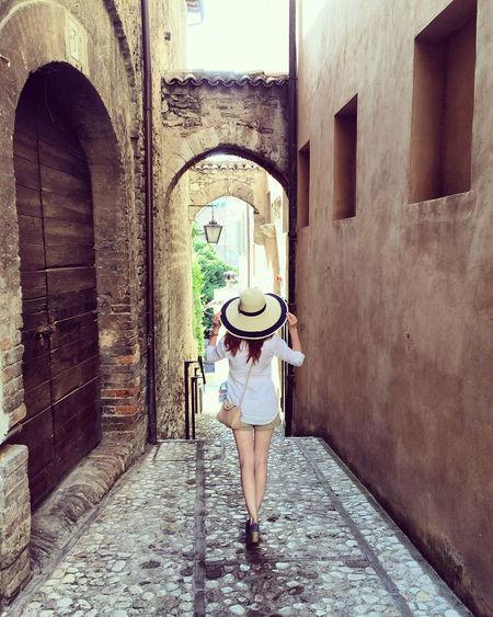 Lost in Spoleto
