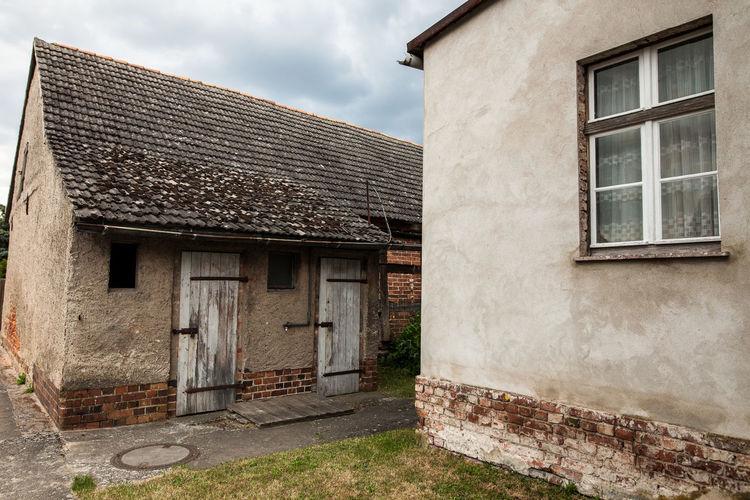 old sheds Built