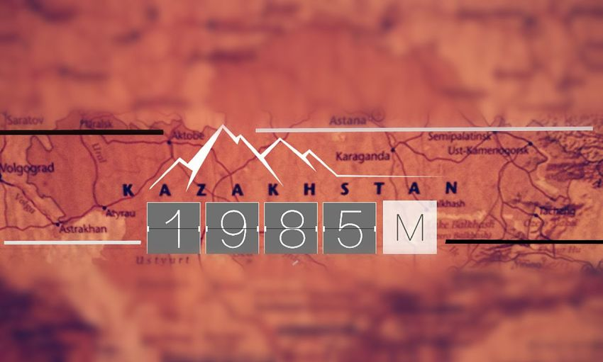 Kazakhstan Origin EstaBlished 1985 Own Creation