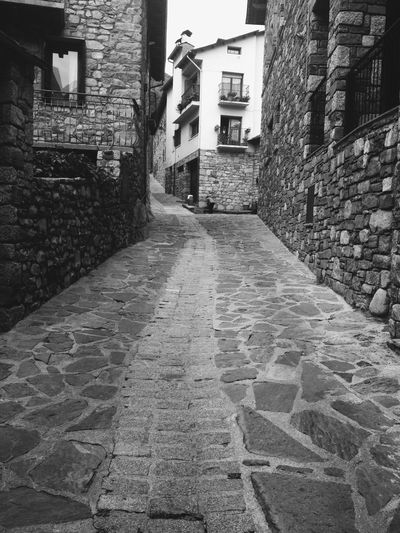 Old Town Barruera Black&white Memories
