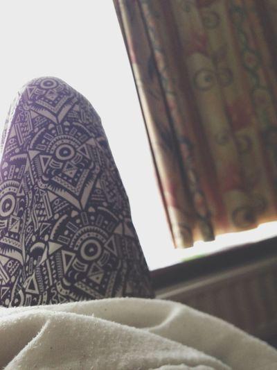 My Leg Blanket