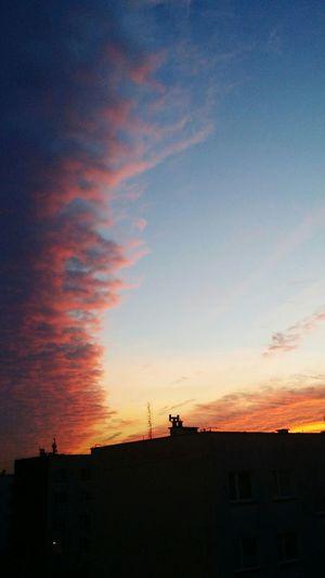 Zabrze Zachódsłońca Noctakpięknie