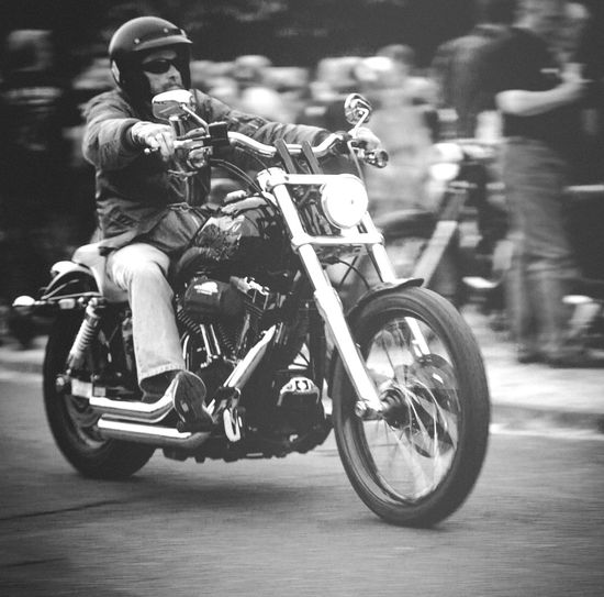 Biker on a Harley Davidson at Cassington bikers night. Biker Night Black & White Harley Harley Davidson Motorcycle Biker Black And White Cool Dude Crowd Day Focus On Foreground Harleydavidson Hells Angel Helmet Land Vehicle Men Mode Of Transport Motorbike Motorcycle One Person People Real People Riding Road Transportation