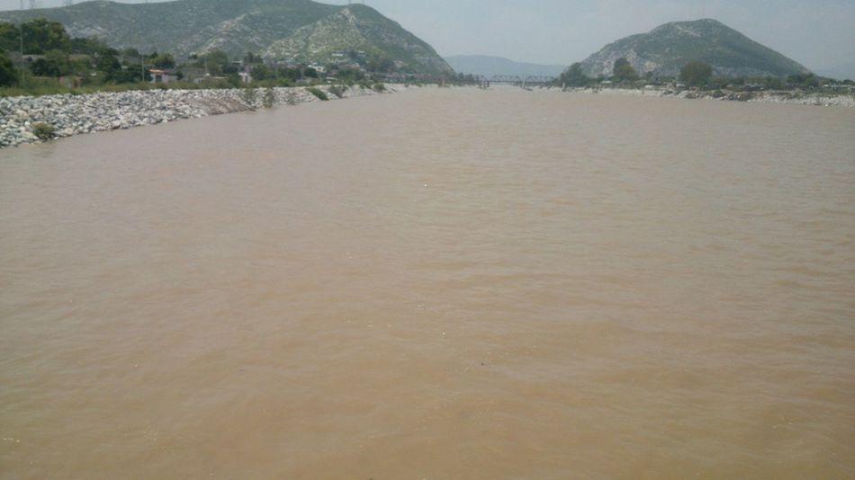 Rio Nazas Rio Nazas Torreón, Coahuila Puente Plateado Entre Torreon Y Gomez Palacio