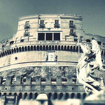 Blackandwhite Italy Taking Photos Enjoying The View Rome Photo Enjoying Life Urban Landscape Roma At Roma