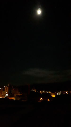 Marcosantosfotografia Dajanelalateral Tocadotatu Beauty In Nature Marcoals Itajubá Sky Nasgeraiseassim Night Moon Beauty In Nature