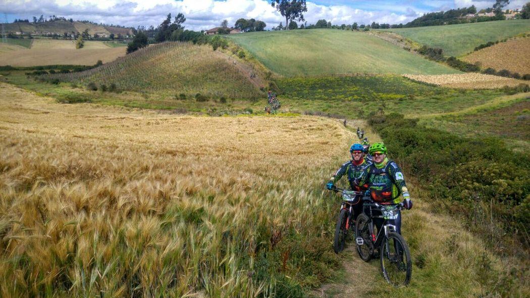 Rural Scene Agriculture Nature Mtb Love MTB MTB ADVENTURE Mtblife Mtbpassion Mountainbike