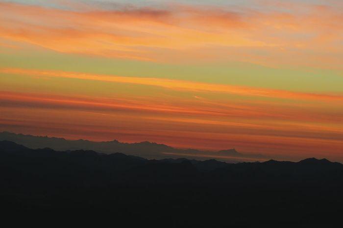 Sunset Skyporn Sky Beauty