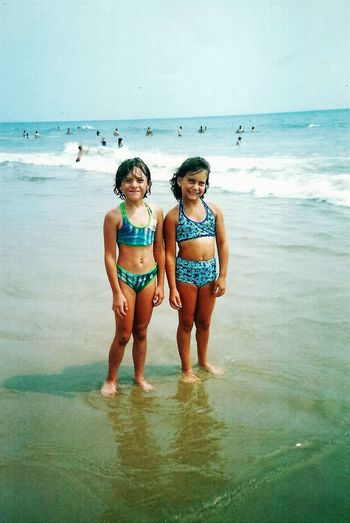 My daughter on the left made a friend at the beach. Don't know other child on right. Love the ocean. Picture taken many years ago. Sand Beach Ocean Atlantic Ocean two little girls Ocean Photography Ocean_Collection ~~ ForTheLoveOfPhotography Eyeem Photography Eyeem4photography EyeEm Gallery Feel The Journey EyeEm Best Shots EyeEm Masterclass Original Experiences Eyeem Market Nature Original Experience Beach Photography On The Way The Essence Of Summer Daughter At Beach Ocean City Md Two Girls People And Places Eyem Collection EyeEm Eyeem Community Child Photography Children Photography Vacation Photos   Let's Go. Together. Sommergefühle