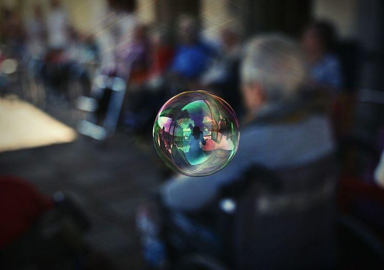 Siamo bolle di