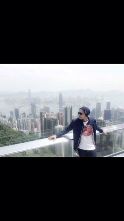 Extremely hot Hanging Out HongKong Traveling Enjoying Life