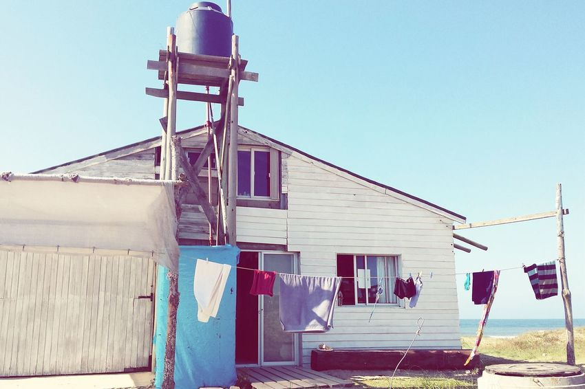 Uruguay Cabo Polonio Houses Alternative Living