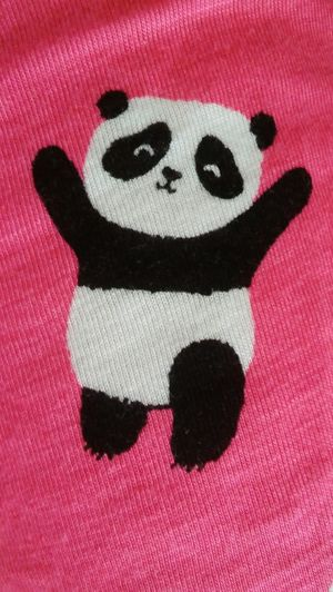 hug me 🐼..Textile Pink Panda Bear PANDA ♡♡ Panda KAWAII Kawaiigirl Pink Color Pink Background ❤ Pyjama Helloworld Cute Kawaii💕 Kawaii&Cute Rosa Bear Textiledesign Design Cutest Thing Ever! No People Pandas♥