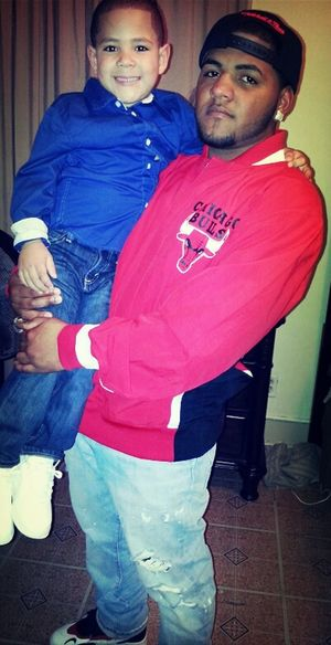 "Son Like Father "" My Baby's ♡"