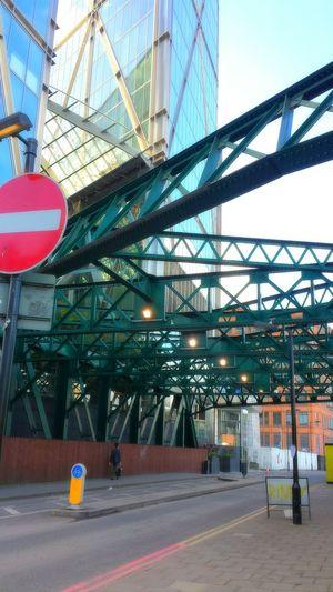 Global EyeEm Adventure -London Urban Geometry Walking Around The City  Liverpool St