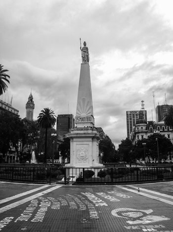 Urban Landscape Streetphotography Walking Around The City  Blackandwhite Art Historical Sights Buenos Aires Bnw_friday_eyeemchallenge
