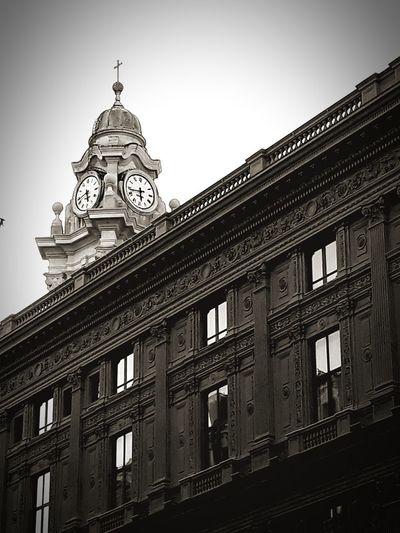 Clock Politics