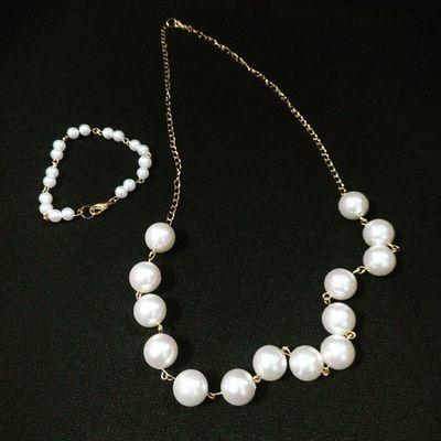 😉 wanna? 1 set 40rb (kalung & gelang) terpisah kalung 35rb gelang 15rb 😄 Handmade Jewelry Murah COD Kalung Necklace Batam Kepulauanriau INDONESIA
