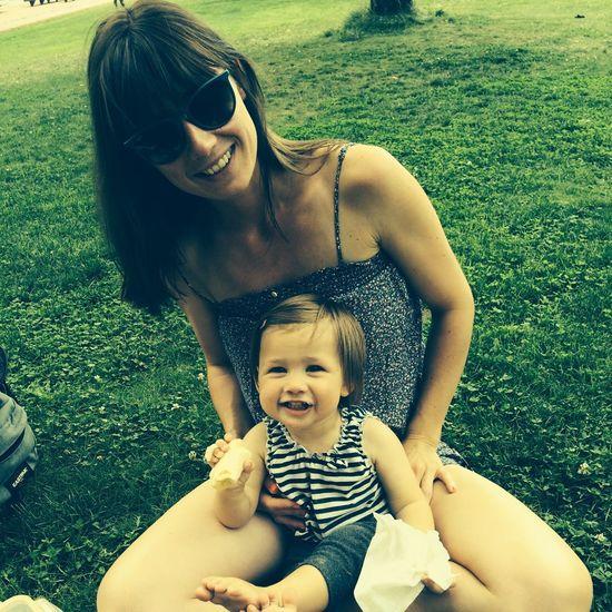 Day out having fun! My Love Mini Me Picknick Enjoying Life