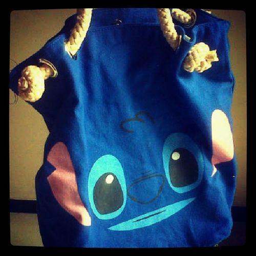 Totebag Stitch toel @rinychie :* Imlovin 'it