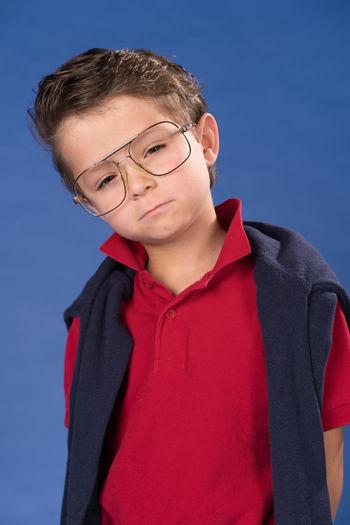 Nerdy Kid Nerd