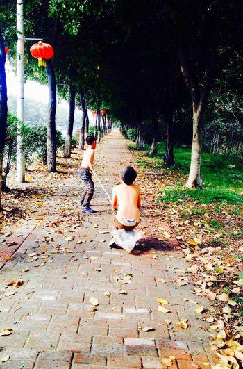 Childhood~L'enfance(童年) Childhood Boy Playing Zhengcheng China