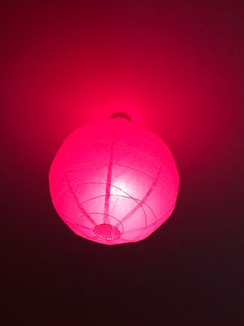 Red light Smart Iight Pink Color No People Red Sky Indoors  Close-up Day