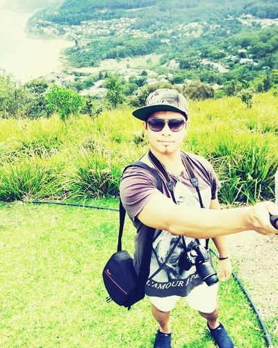 Looks like i dont know how to use a selfie stick 😂😂😂 Sunglasses One Person Leisure Activity Casual Clothing Stanwell Tops Stanwell Stanwellpark Selfie ✌