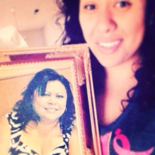 Merry Christmas From Me And My Guardian Angel, My Mommy❤