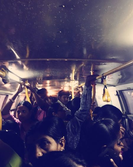 People Crowd Music Illuminated Popular Music Concert Large Group Of People Close-up Indoors  Nightlife Audience Real People Men Fan - Enthusiast Togetherness Night Human Body Part Adult Bus Crowded Bus City