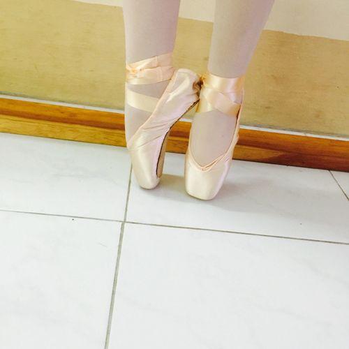Points👌😍ballet dancer That's Me First Eyeem Photo