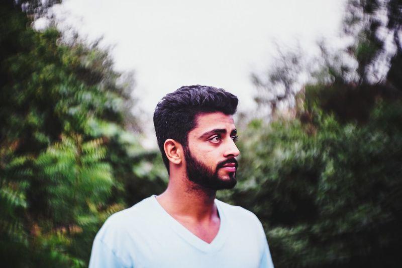 Growing a great beard when you are TwentySomething Bokeh People The Portraitist - 2015 EyeEm Awards Sony A6000 Film Vscofilm EyeEm Best Shots Beardedmen