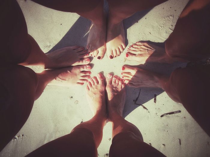 South Enjoying Life Enjoying The Sun Authentic Moments Living Bold Foots Friends RePicture Friendship Barefoot Capturing Freedom THESE Are My Friends People Together A Bird's Eye View Stories From The City