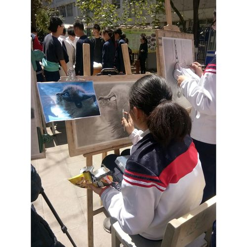 School School Life  Draw Drawing - Art Product Drawingtime Competition Drawingcompetition