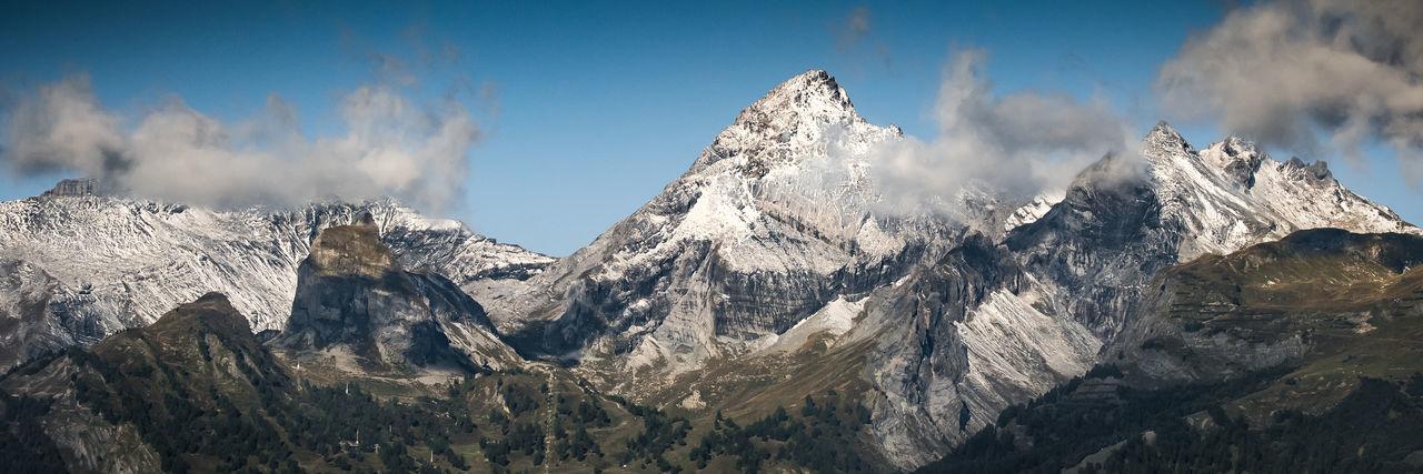 mountains Sion