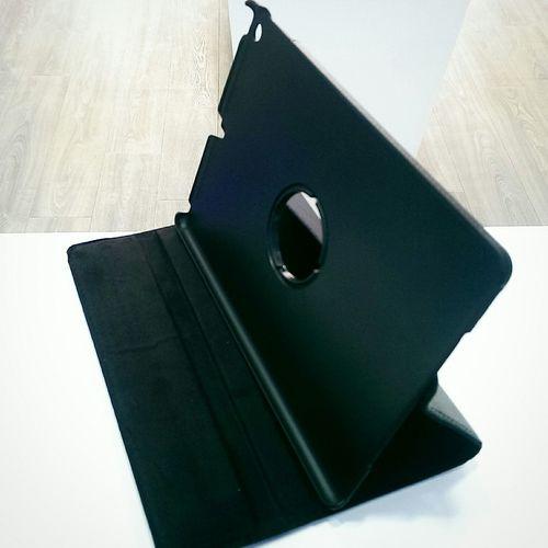 Apple Ipad Air Cover Black STAND Kılıf Katlanabilir Erkek Bayan
