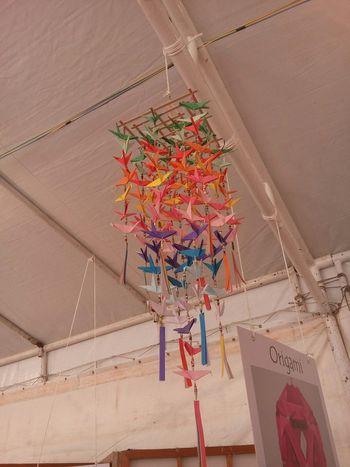 12o anos Brasil💗Japão Tsuru Culturajaponesa Japanese Festival BoaSorte