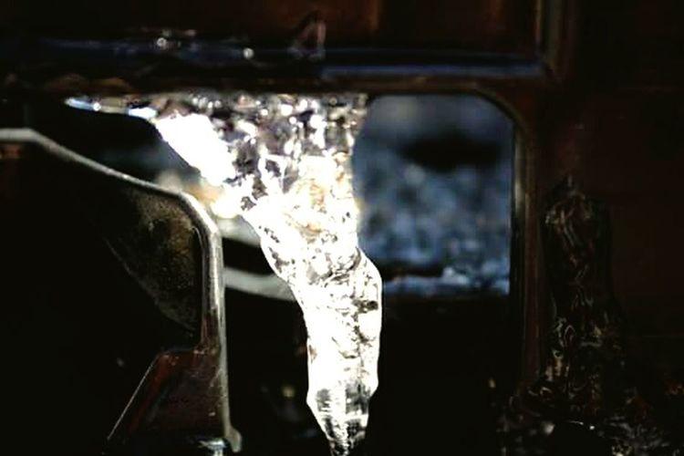 Water Frozen