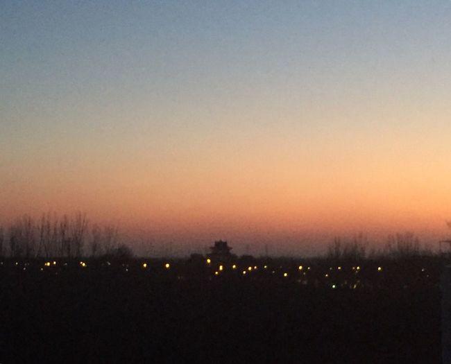Sunset By Lemonni