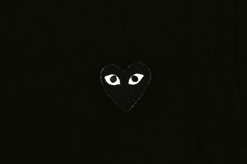 THE BEST BRAND Hype Fashion Cdg Black Hearth First Eyeem Photo