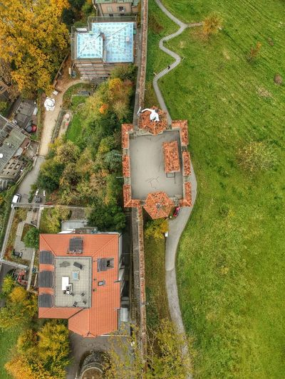 Birdseye view of Museggmauer - Lucerne, Switzerland 2018 Switzerland Museggmauer Musegg Wall Dronephotography Dji Spark DJI X Eyeem Agriculture Water Building Exterior Sunlight High Angle View Land Growth Outdoors Metal Grass Green Color Built Structure No People Nature Field Building Aerial View Plant Architecture Day