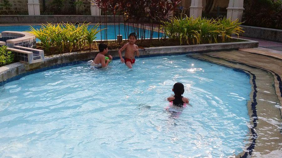 kiddie swim