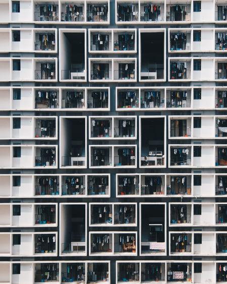 Black And White Chinese Full Frame Residensity Shelf The Architect - 2017 EyeEm Awards